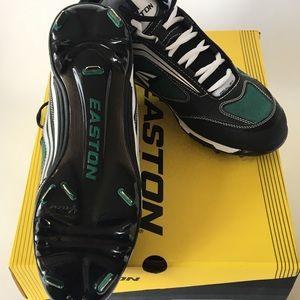 Easton Metal Baseball Cleats Shoes Size 11